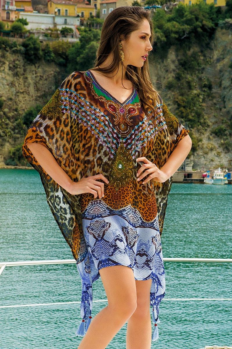 Dámské letní šaty Bea z kolekce Iconique