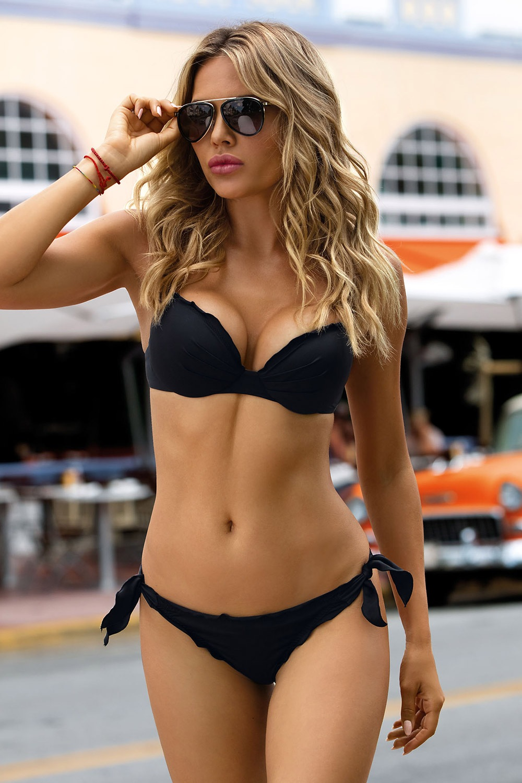 Dámské dvoudílné plavky Angeline Push-UP