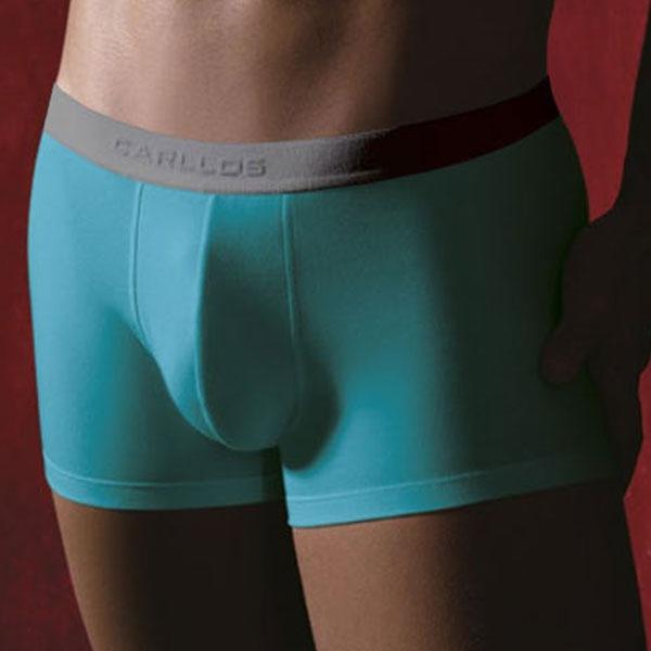 Pánské boxerky Aqua Grey