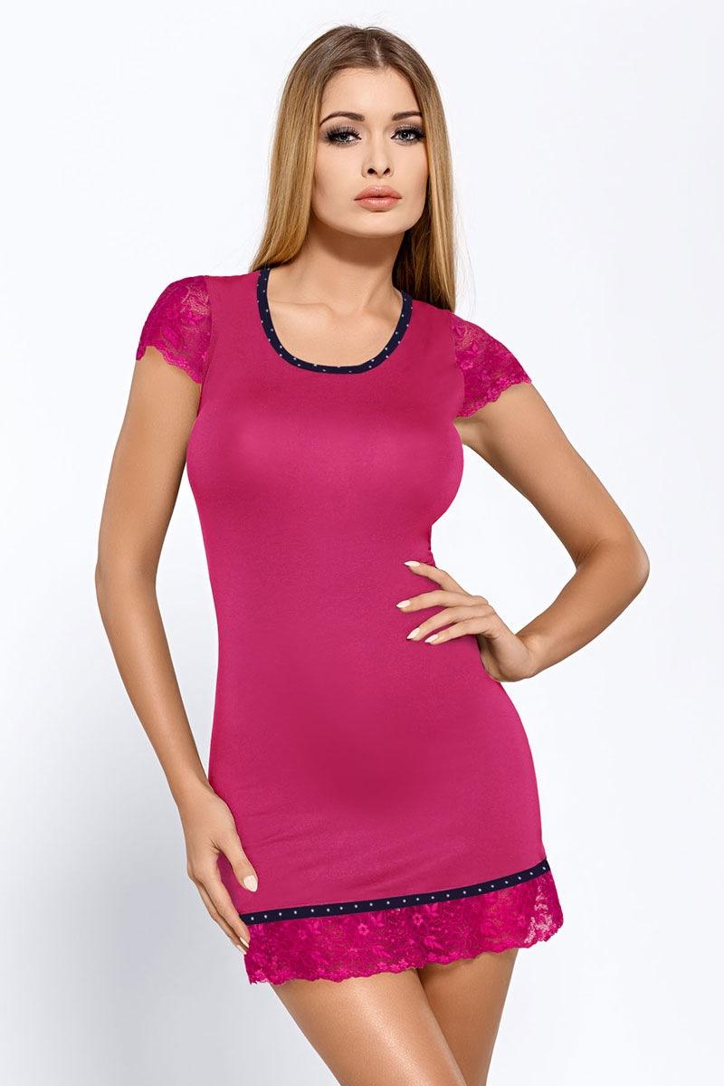 Elegantní košilka Roxy Fuchsia