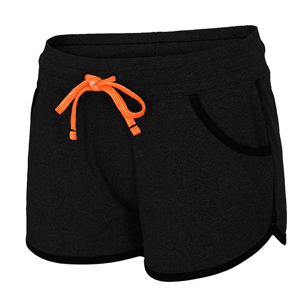Dámské sportovní šortky 4f Black