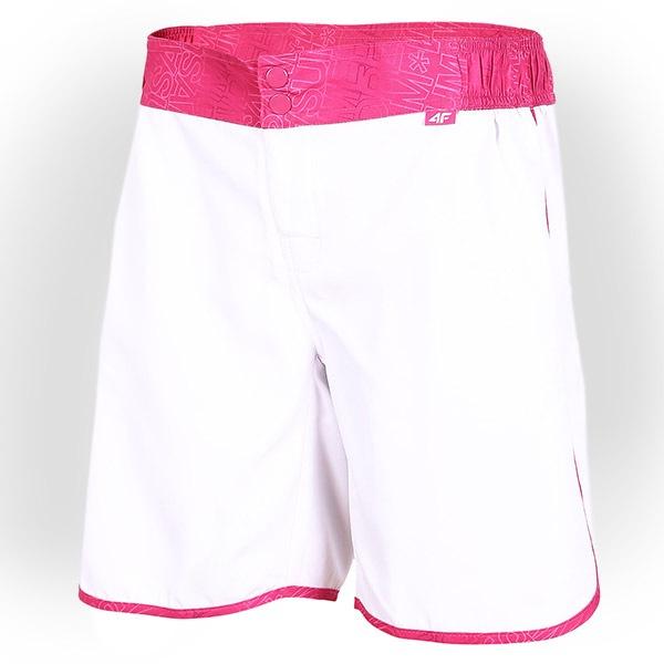 Dámské sportovní šortky bílé
