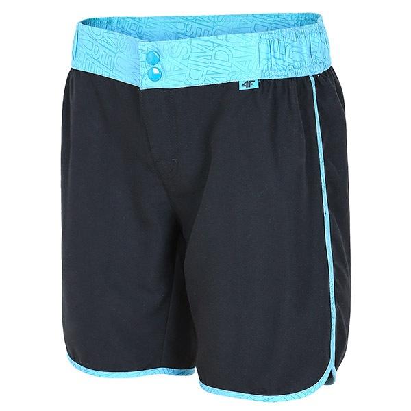 Dámské sportovní šortky černé