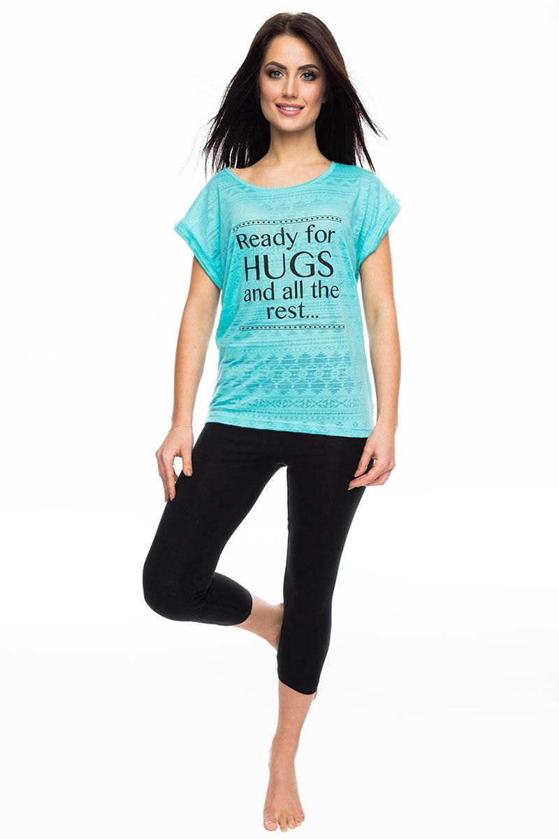 Dámské pyžamo Ready for hugs