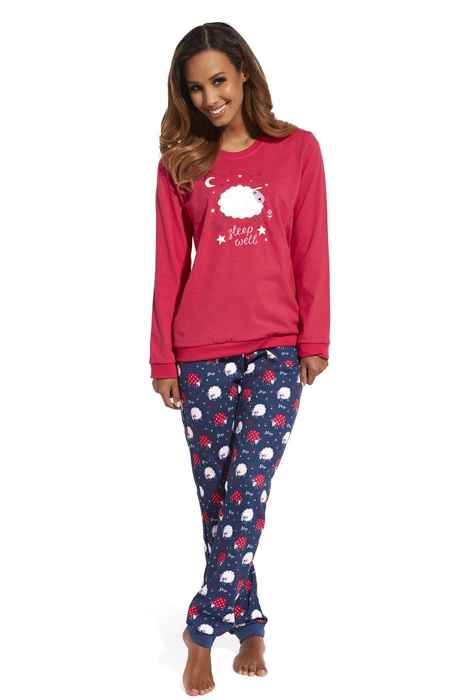 Dámské bavlněné pyžamo Sleep well