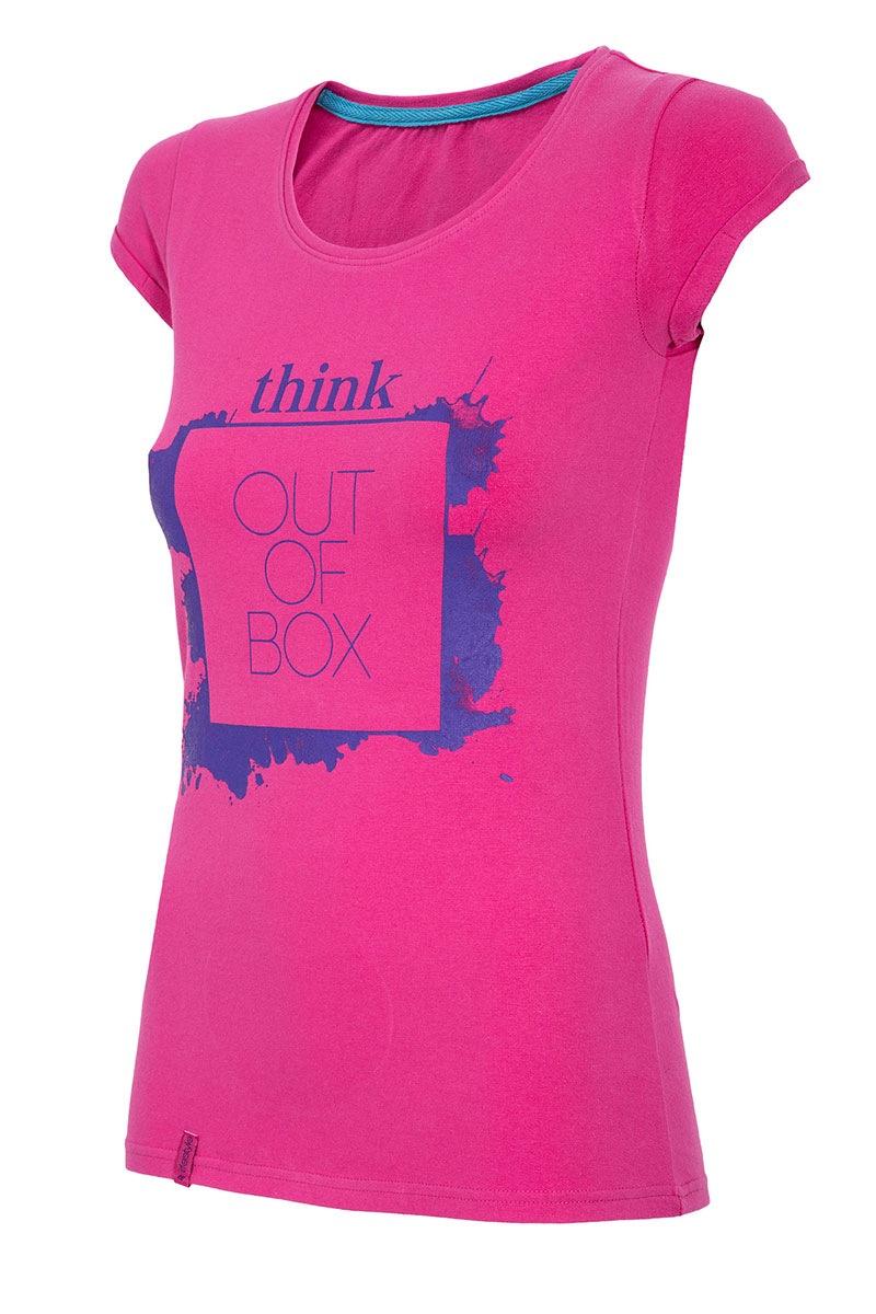 Dámské sportovní tričko Think out of box