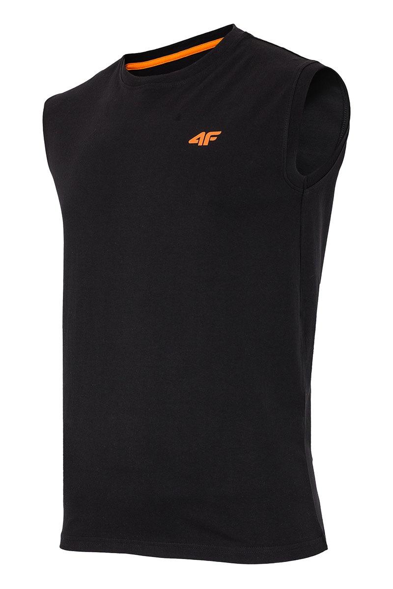Pánské sportovní triko bez rukávů 4f