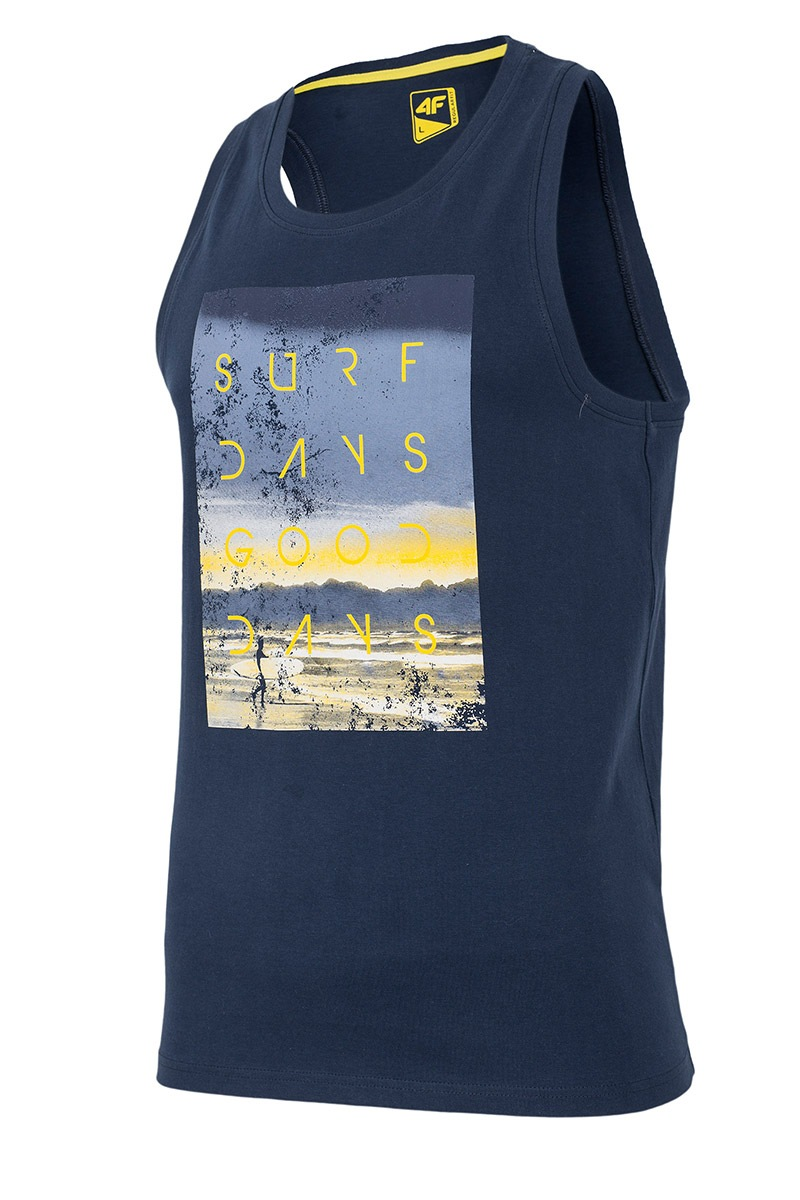 Pánské sportovní triko 4f Surf
