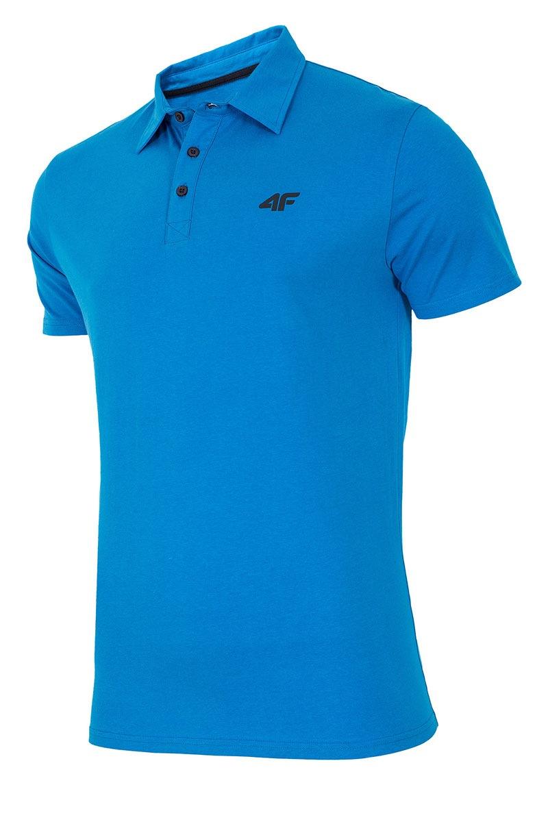 Pánské sportovní tričko s límečkem