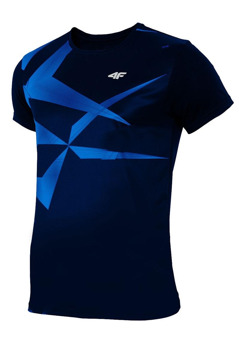 Pánské sportovní tričko Blue effect