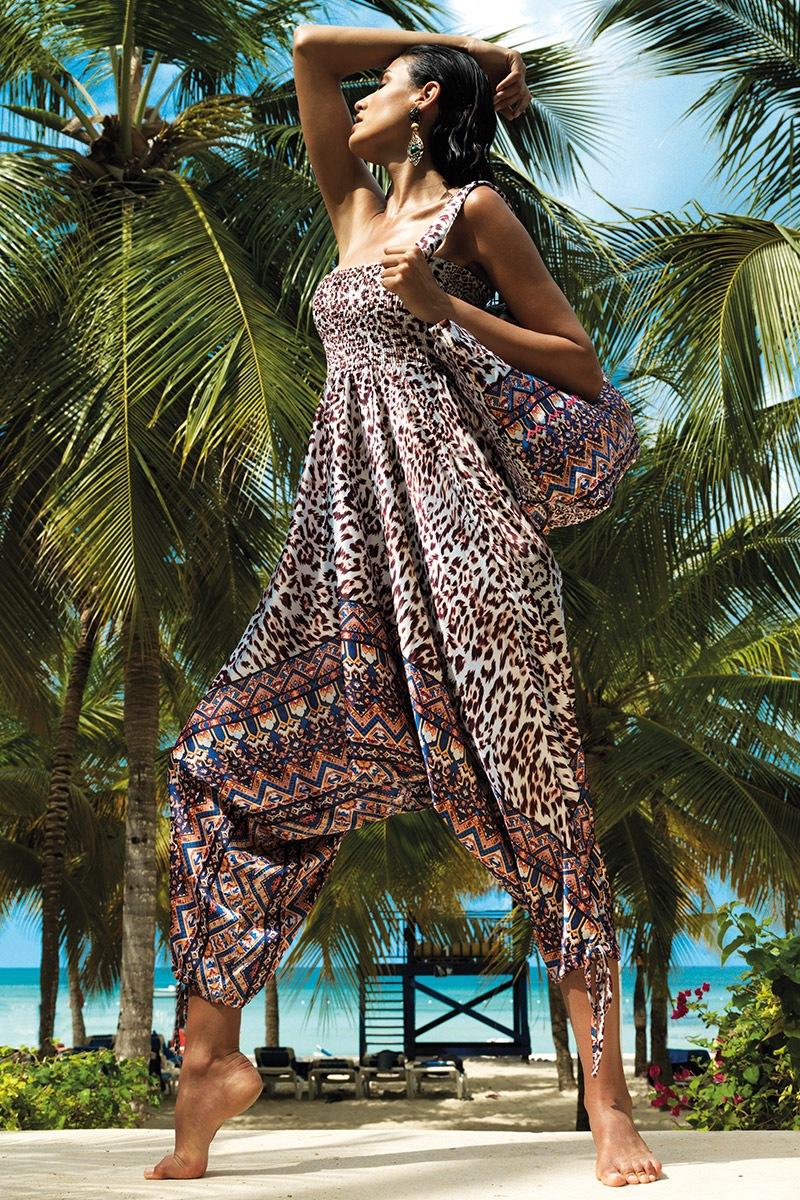 Dámské plážové šaty 4 v 1 Alaine z kolekce Vacanze