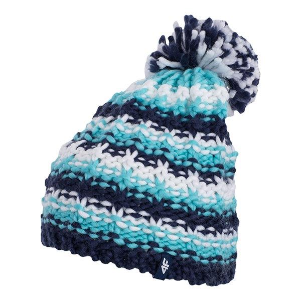 Dámská zimní čepice 4f Navy
