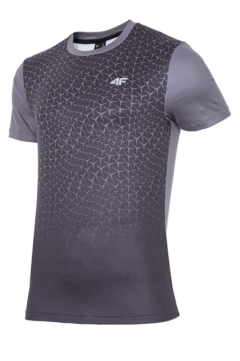Pánské fitness tričko 4f Dynamic Black