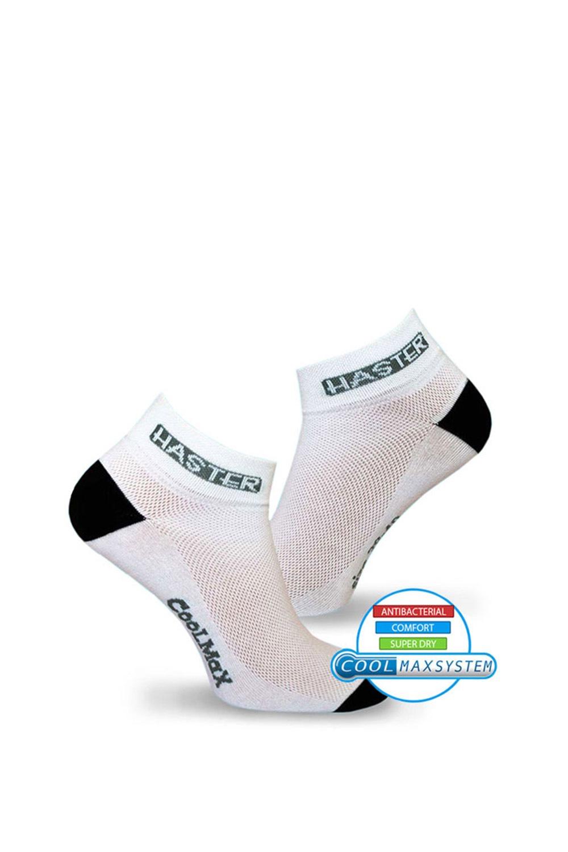 Antibakteriální sportovní kotníčkové ponožky 02
