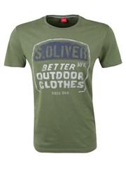 Pánské tričko s.Oliver 26800