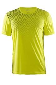 Pánské funkční triko Craft Mind SS žluté