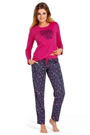 Dámské bavlněné pyžamo All we need