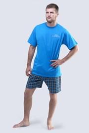 Pánské pyžamo Blacksword modré