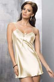 Elegantní košilka Aria Cream