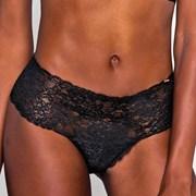 Kalhotky Lana Black francouzské