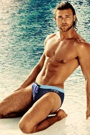 Pánské luxusní plavky Marco