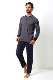 Pánský bavlněný komplet Dante - triko, kalhoty