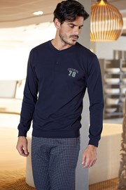 Pánské italské pyžamo Fabio