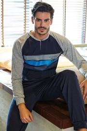 Pánské italské pyžamo Alessandro