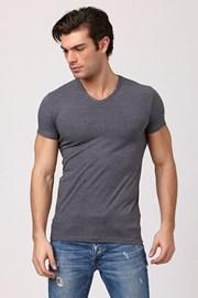 Pánské tričko Enrico Coveri 1505 Grey