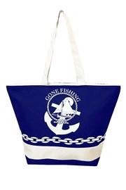 Plážová taška Fashion Fishing day