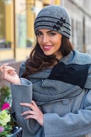 Dámská elegantní čepice Felicia