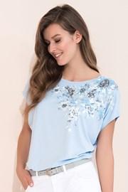 Dámské elegantní triko Gina Blue