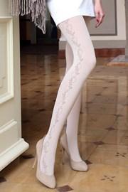 Elegantní punčochové kalhoty Glamour Soft 148