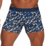 Pánské boxerky HE 50857 modré