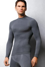 Bezešvé pánské triko Termo Active - rychleschnoucí