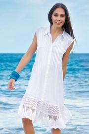 Dámské letní košilové šaty Miriam z kolekce Iconique