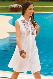 Dámské letní košilové šaty Mia z kolekce Iconique