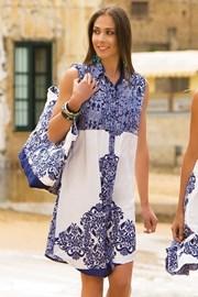 Dámské letní košilové šaty Selma z kolekce Iconique