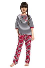 Dívčí pyžamo Kiss