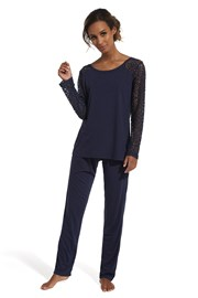 Dámské elegantní pyžamo Lena