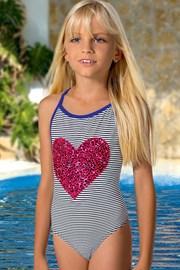 Dívčí plavky Nikki M57