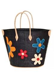 Plážová taška Majunga Rita Noir velká