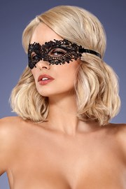 Luxusní maska Black Magic