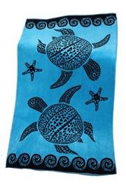 Plážová osuška Mosaic Turtle