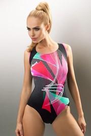 Dámské jednodílné plavky Murcia Pink