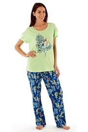 Dámské bavlněné pyžamo Parrot