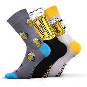 3pack ponožek PiVoXX