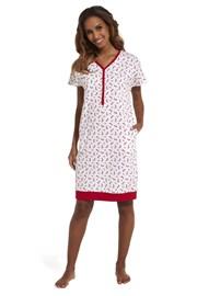 Dámská noční košile Red shoos