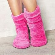 Hřejivé ponožky Pink