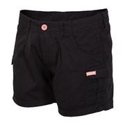 Dámské sportovní šortky 4f Black cotton